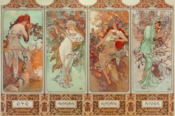 Lezing Art Nouveau