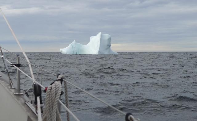 Zeilend de kou in - van Chesapeake Bay naar Labrador – Bas Schoorl